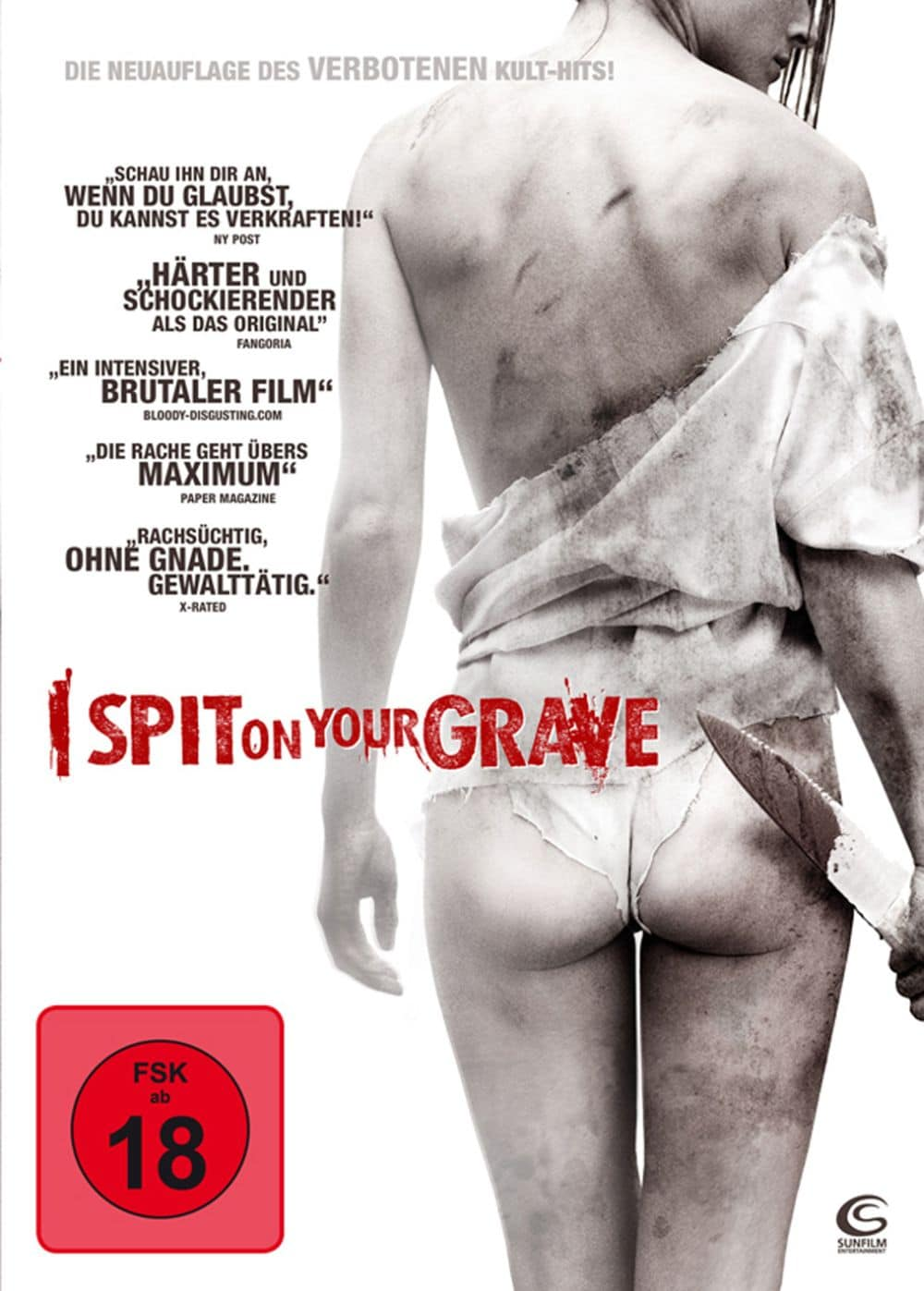 I Spit On Your Grave - Film 2010 - Scary-Movies.de