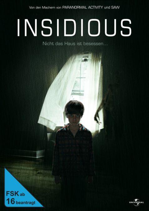 Vorläufiges Cover Insidious