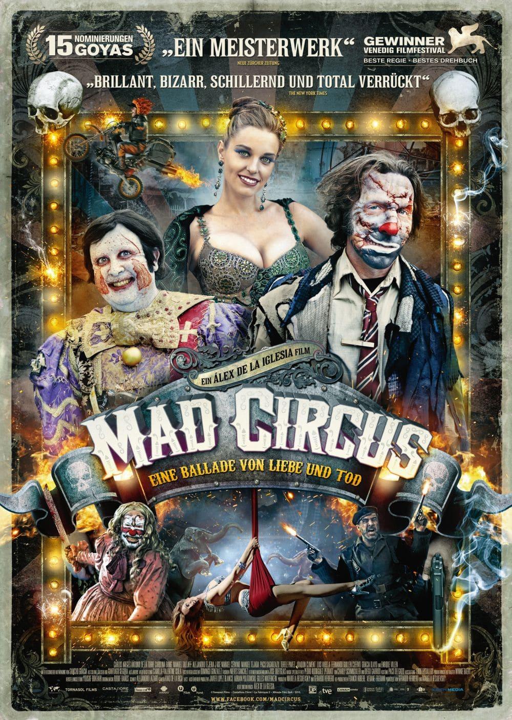 Mad Circus