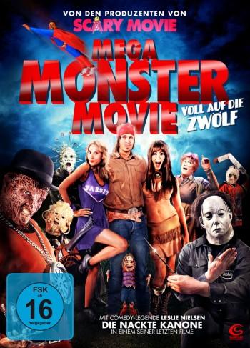 Mega Monster Movie – Voll auf die Zwölf (Film)