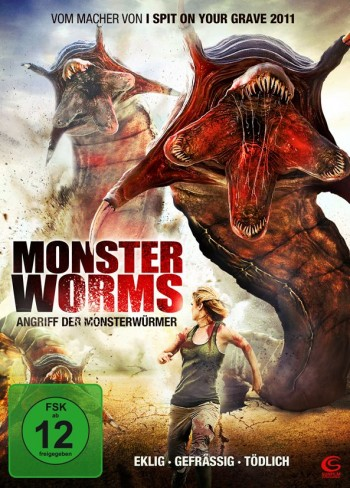 Monster Worms – Angriff der Monsterwürmer (Film)