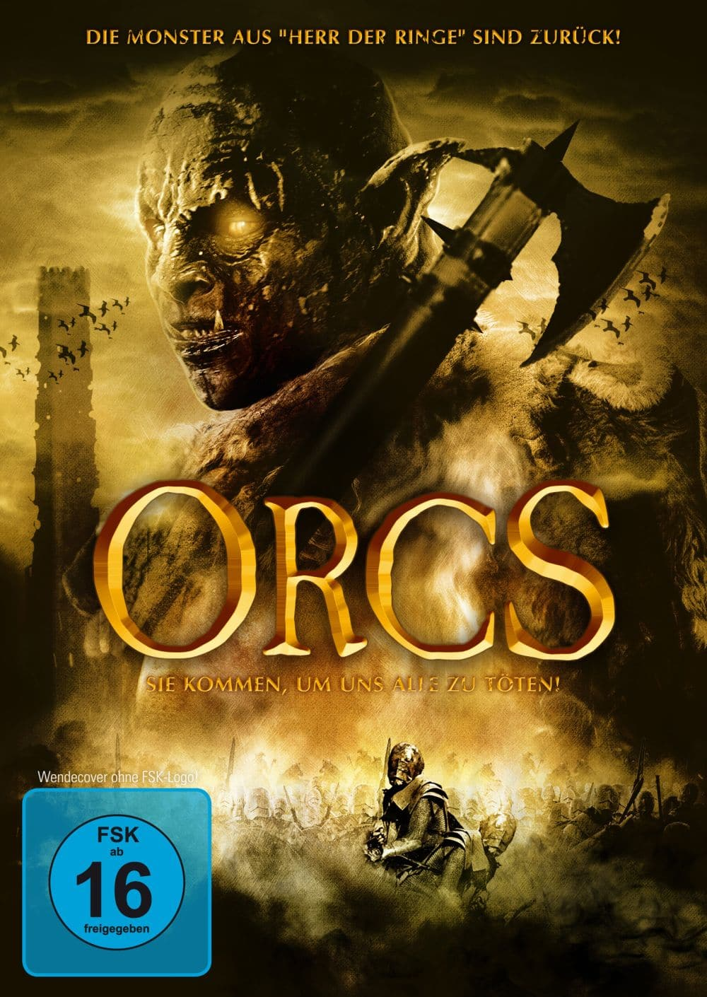 orcs film 2011 scary. Black Bedroom Furniture Sets. Home Design Ideas