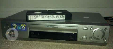 Paranormal Activity 3 - VHS Tape