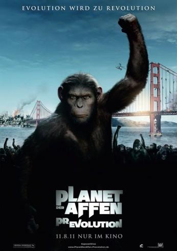 Planet der Affen: Prevolution (Film)