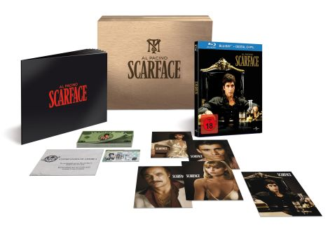 Scarface Limited Boxset