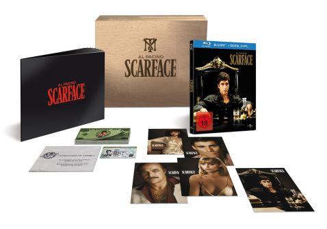 Scarface Limited Boxset
