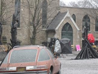 Silent Hill 2 Dreharbeiten