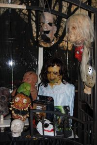 Horror Merchandise Masken