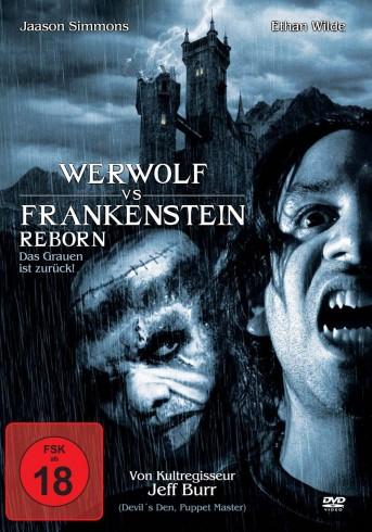 Werwolf vs. Frankenstein Reborn (Film)