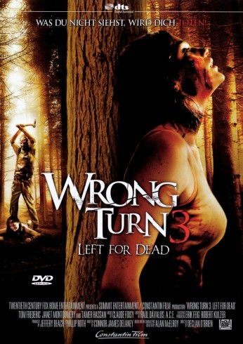 Wrong Turn 3 – Left for Dead (Film)