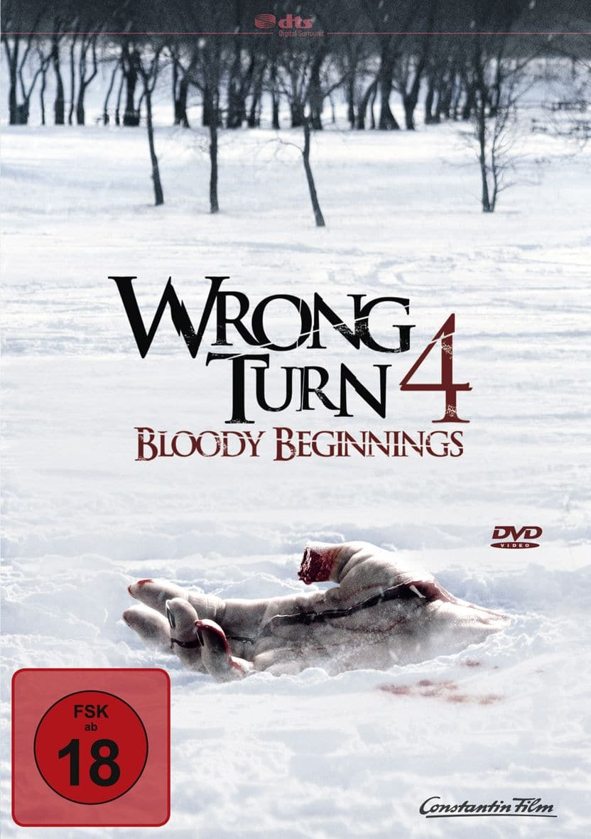 Wrong turn 5 2012 sex scene - 2 part 3