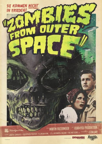Zombies From Outer Space (Film)